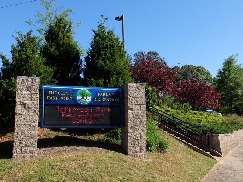 Jefferson Park Recreation Center - A