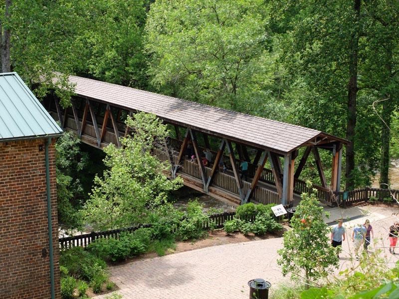 Vickery Creek Bridge - 2