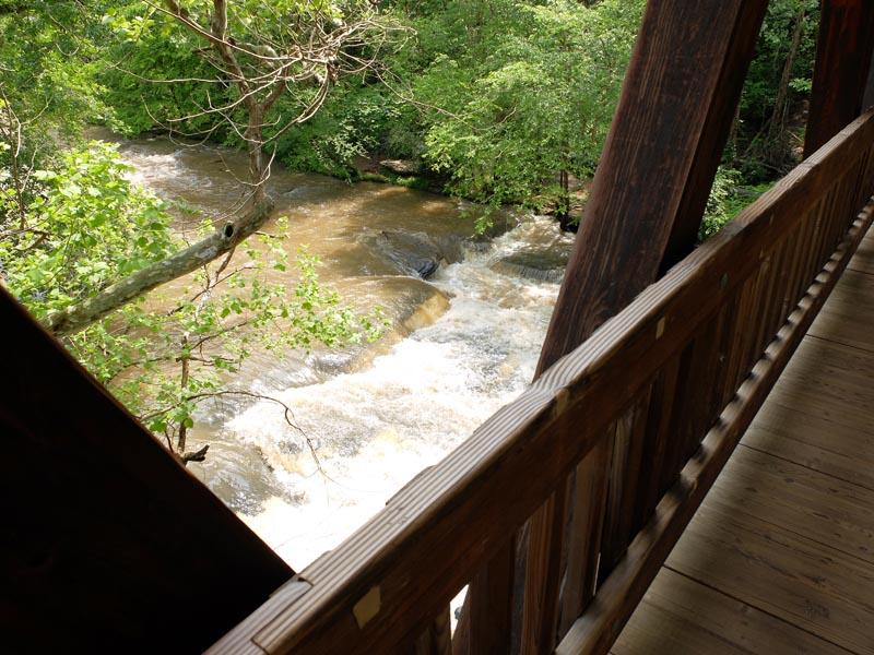 Vickery Creek Bridge - 4